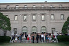 2012 Garden Party : The Frick Collections summer party made its debut in 2008 and was quickly hailed as one of the most memorable social events of the year.  Now held annually, it sold out with about 500 guests attendingan unprecedented response.  This benefit reception brought people into the otherwise private outdoor gardens around the mansion and proved to be an apt celebration of the season with cocktails and jazz throughout.  Proceeds from the Garden Party support the full range of programs at the Frick, including educational and curatorial initiatives and Library activities.